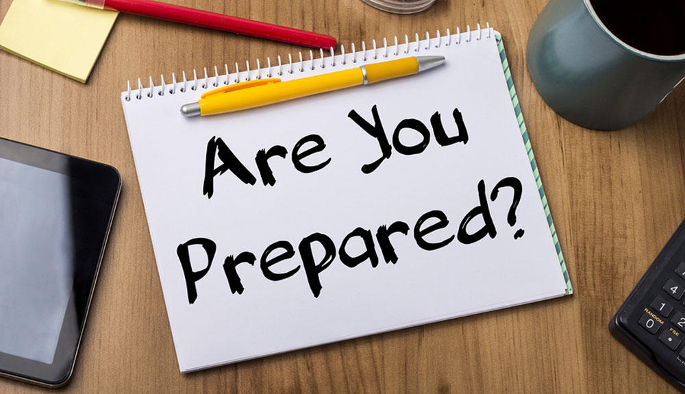 IT disaster recovery preparation